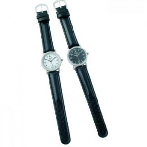 Gentlemens wrist watch with date